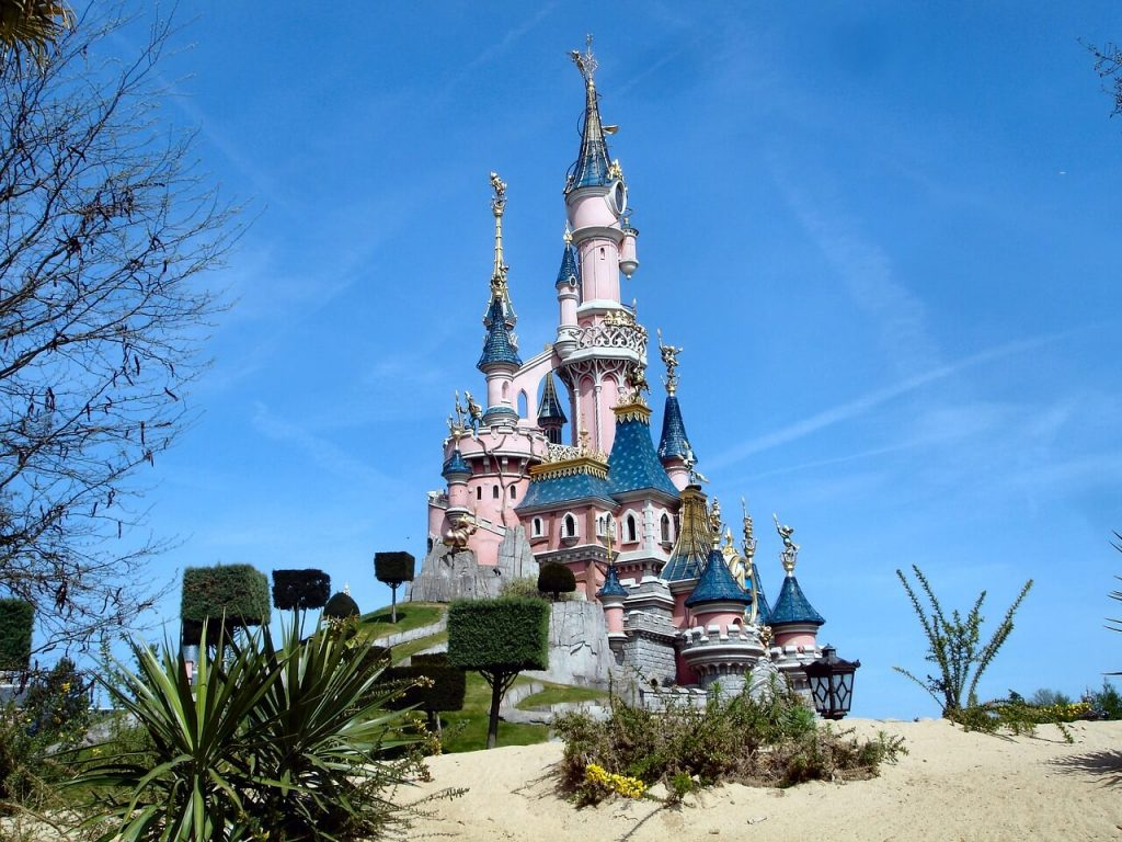 gaafste attracties disneyland parijs
