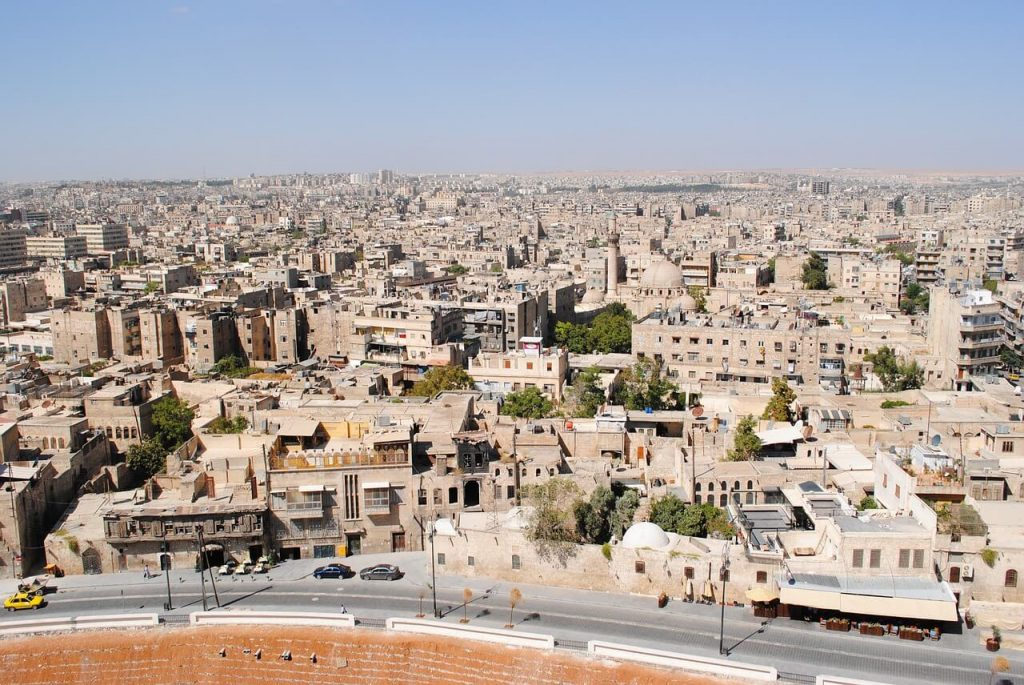 Top 10 oudste steden van de wereld op een rijtje