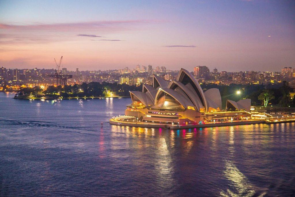 Sydney bezienswaardigheden; wat te doen in Sydney?