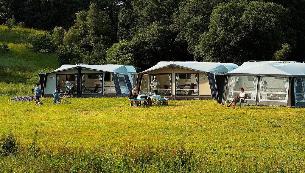 4 redenen om te kamperen in Frankrijk