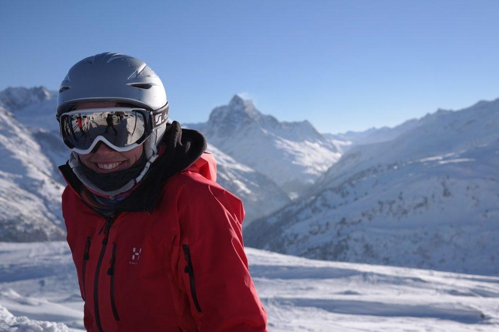 Waarom een skibril dragen zo belangrijk is