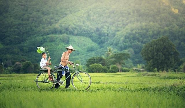 Ontdek de verbazingwekkende Aziatische cultuur tijdens een fietsvakantie in Cambodja