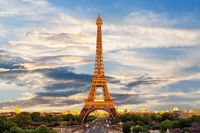 weekendje naar Parijs