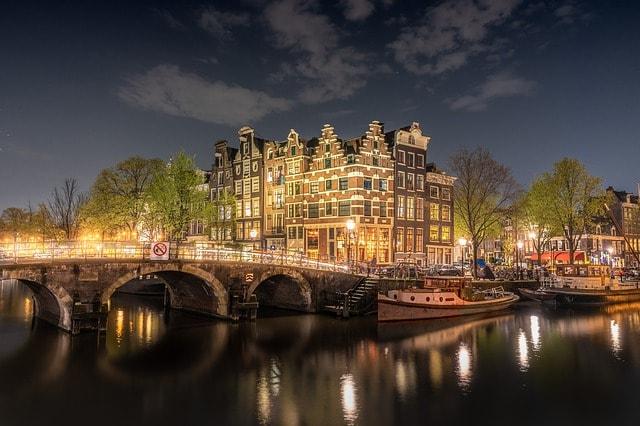 romantische uitjes in Amsterdam