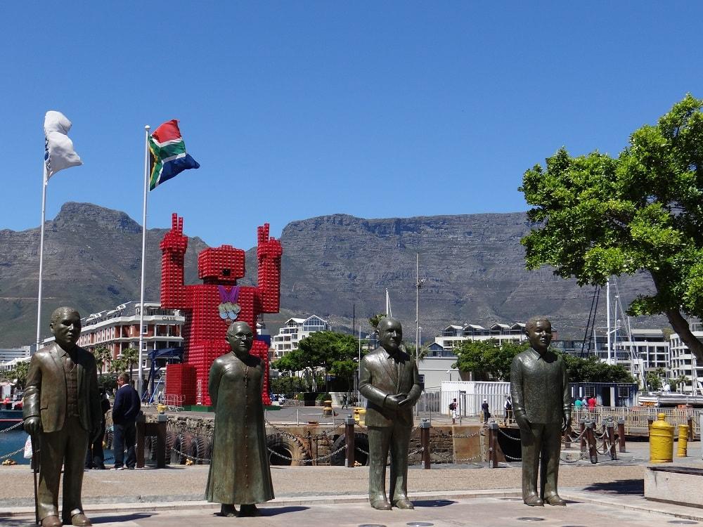 Bruisend Kaapstad