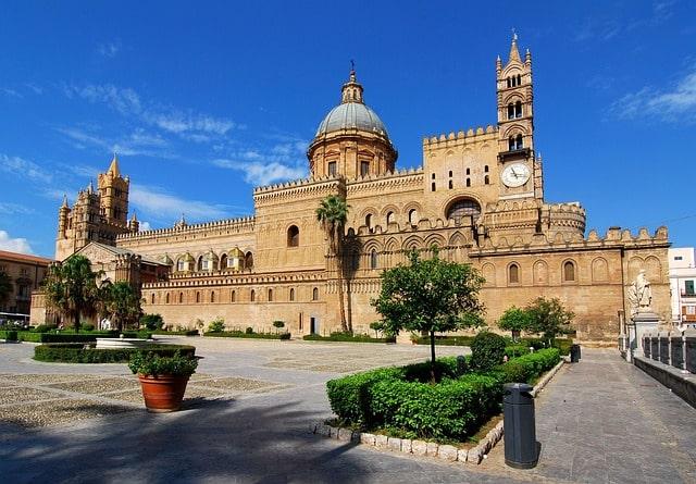Dagje naar Palermo
