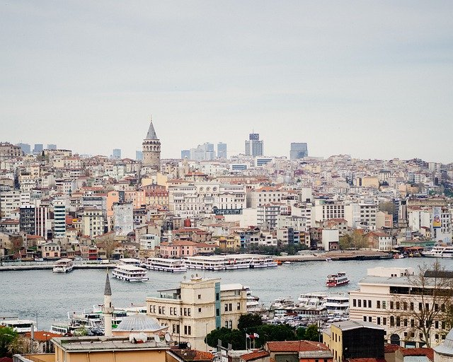 Istanbul grootste stad Europa