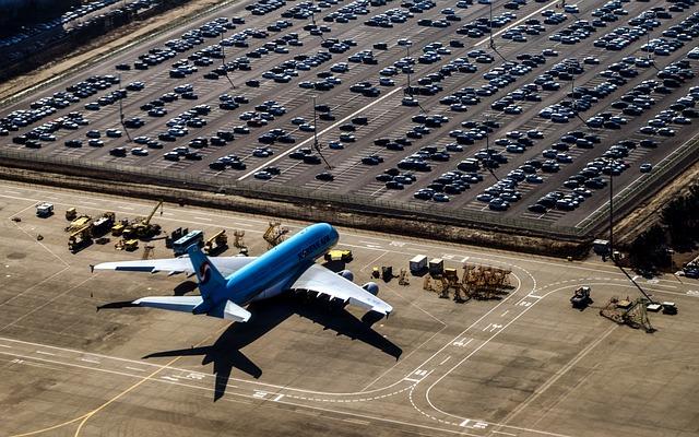 Parkeren bij Schiphol Airport: alle info op een rijtje!