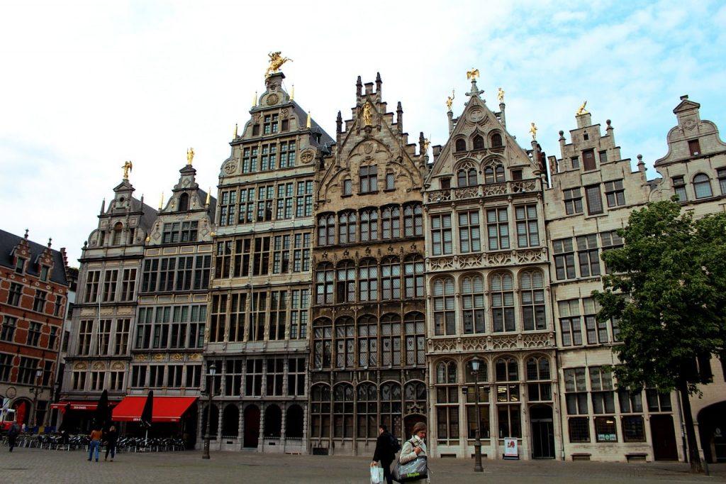 Struinen door veelzijdig Antwerpen